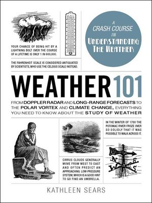 cover image of Weather 101