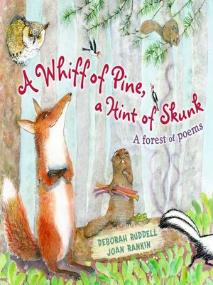 cover image of A Whiff of Pine, a Hint of Skunk