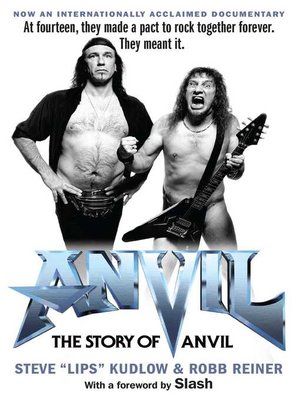 cover image of Anvil!