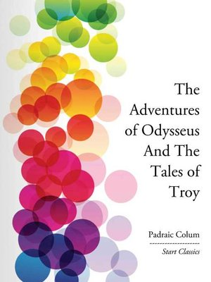 cover image of The Adventures of Odysseus and the Ta
