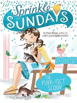 cover image of The Purr-fect Scoop