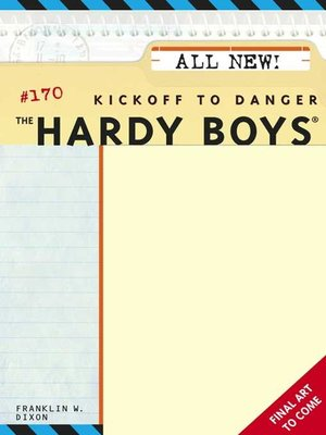 cover image of Kickoff to Danger