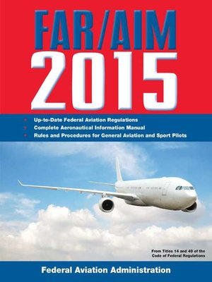 cover image of FAR/AIM 2015