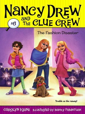 cover image of The Fashion Disaster