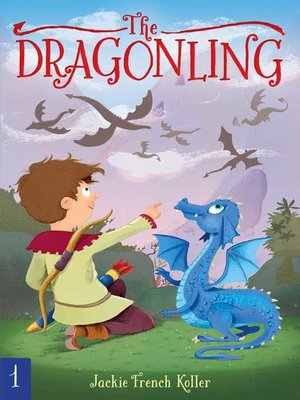 cover image of The Dragonling