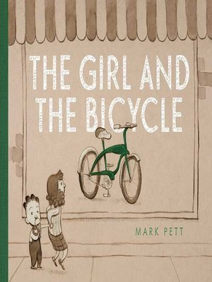 cover image of The Girl and the Bicycle