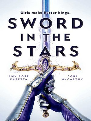 cover image of Sword in the Stars