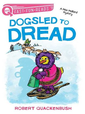 cover image of Dogsled to Dread