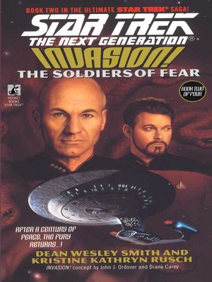 cover image of The Soldiers Of Fear