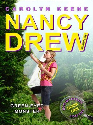 cover image of Green-Eyed Monster