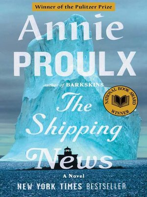 cover image of The Shipping News