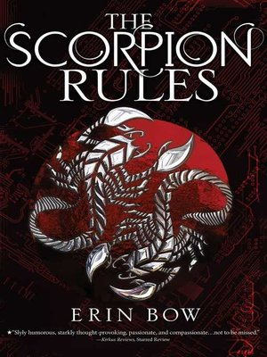 cover image of The Scorpion Rules