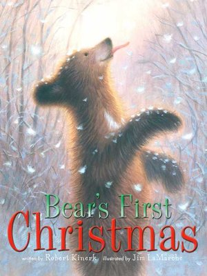 cover image of Bear's First Christmas