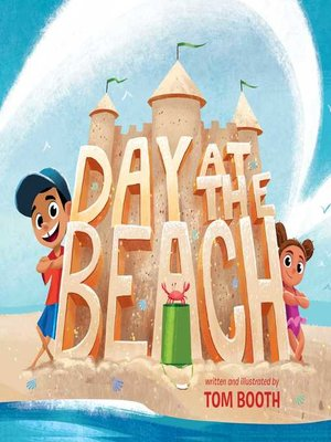 cover image of Day at the Beach