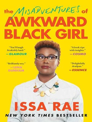 cover image of The Misadventures of Awkward Black Girl
