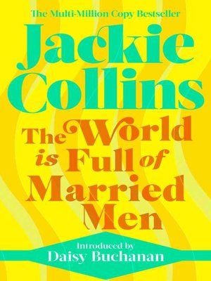 cover image of The World is Full of Married Men