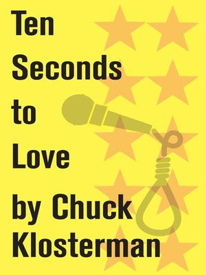 cover image of Ten Seconds to Love