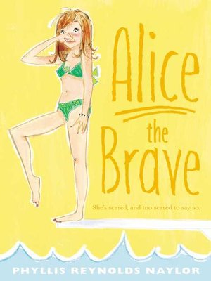 cover image of Alice the Brave