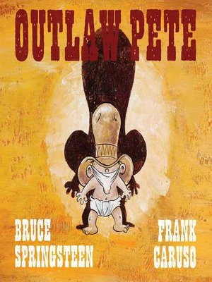 cover image of Outlaw Pete