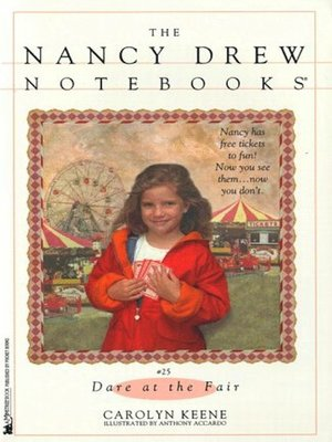 cover image of Dare at the Fair