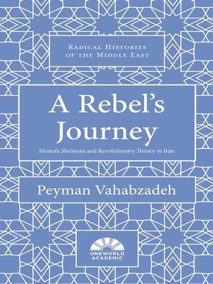 cover image of A Rebel's Journey