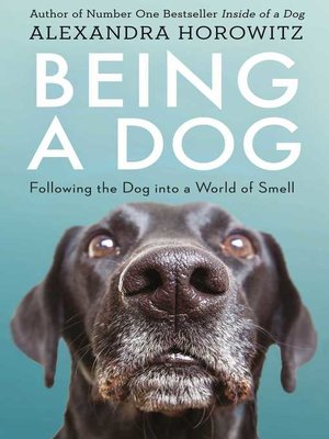 cover image of Being a Dog