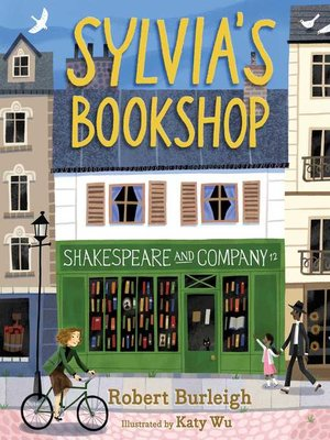 cover image of Sylvia's Bookshop