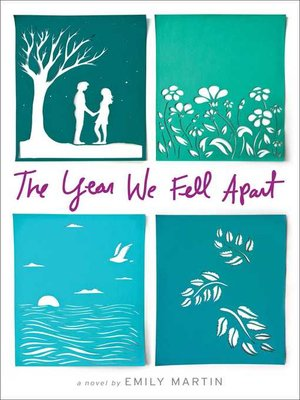 cover image of The Year We Fell Apart