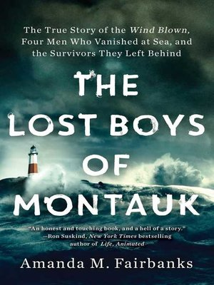 cover image of The Lost Boys of Montauk