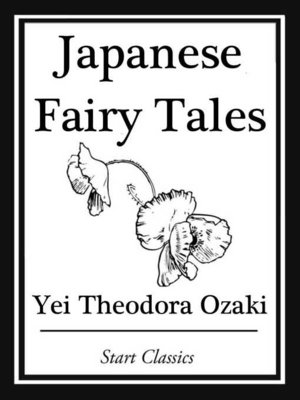 cover image of Japanese Fairy Tales