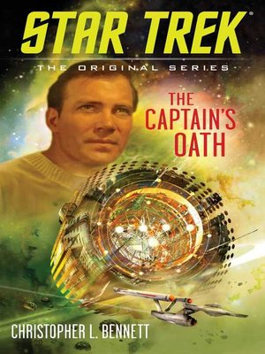 cover image of The Captain's Oath