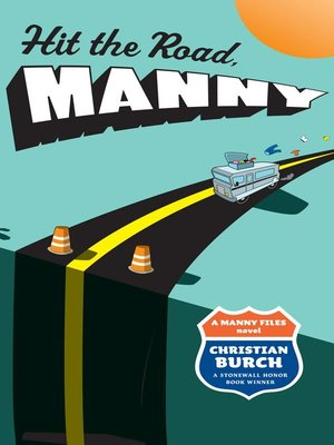 cover image of Hit the Road, Manny