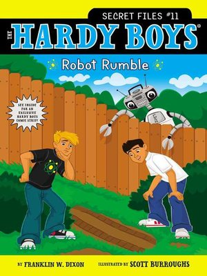 cover image of Robot Rumble