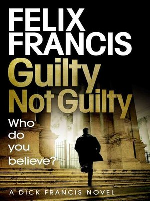 cover image of Guilty Not Guilty