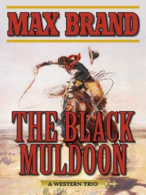 cover image of The Black Muldoon