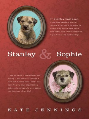 cover image of Stanley and Sophie