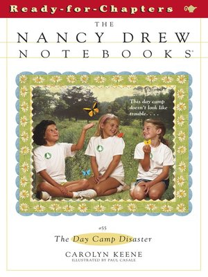 cover image of The Day Camp Disaster