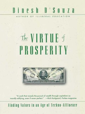 cover image of The Virtue of Prosperity