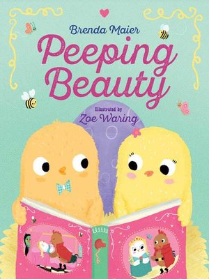 cover image of Peeping Beauty