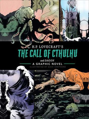 cover image of The Call of Cthulhu and Dagon