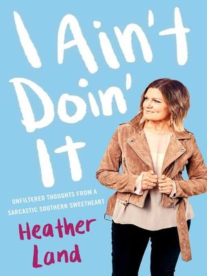 cover image of I Ain't Doin' It