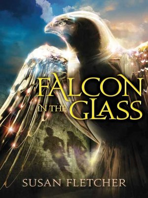 cover image of Falcon in the Glass