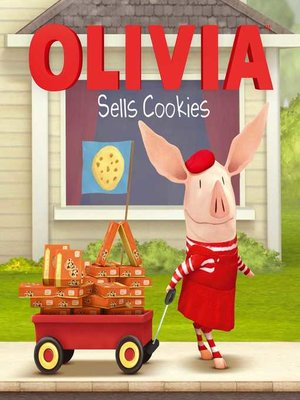 cover image of Olivia Sells Cookies