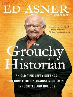 cover image of The Grouchy Historian