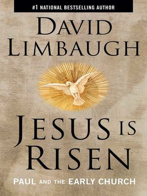 cover image of Jesus Is Risen