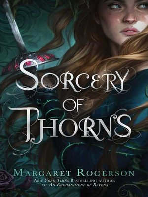 cover image of Sorcery of Thorns