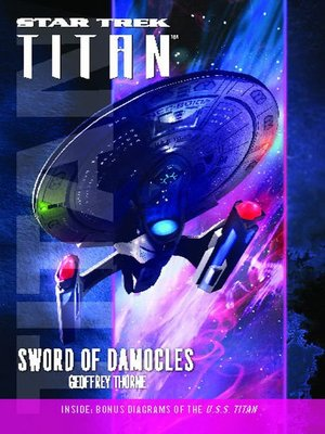 cover image of Sword of Damocles