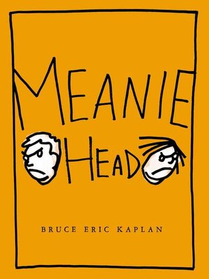 cover image of Meaniehead