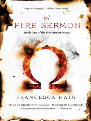 cover image of The Fire Sermon
