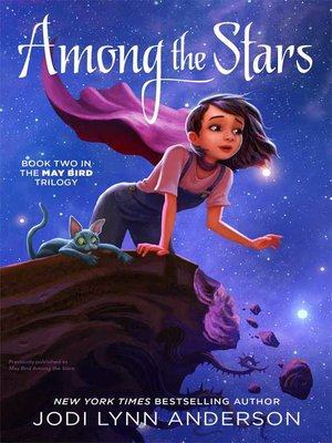 cover image of Among the Stars